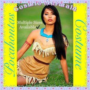 Dresses & Skirts - 🍂Pocahontas Cosplay Costume 3Pcs Set🍂SELECT SIZE